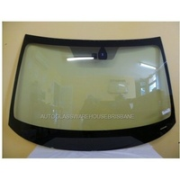 MITSUBISHI OUTLANDER ZJ/ZK - 4DR WAGON 11/2012>CURRENT - FRONT WINDSCREEN - NEW (rain sensor)