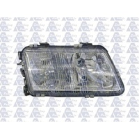 AUDI A3 / S3 - 5/1997 to 10/2000 - 3DR/5DR HATCH - DRIVERS - RIGHT SIDE HEADLIGHT - NEW