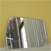 HONDA JAZZ GD - 10/2002 to 8/2008 - 5DR HATCH - DRIVERS - RIGHT SIDE MIRROR - FLAT GLASS ONLY -  - 148MM X 110MM