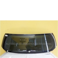suitable for TOYOTA RAV4 - 40 SERIES - 2/2013 to 5/2019 - 5DR WAGON - REAR WINDSCREEN - NEW - PRIVACY GREY