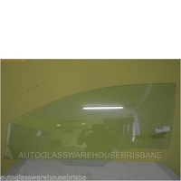 KIA RIO UB - 3DR HATCH 9/11>CURRENT - PASSENGERS-LEFT SIDE FRONT DOOR GLASS-NEW