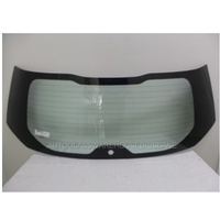 NISSAN X-TRAIL T32 - 3/2014 to CURRENT - 5DR WAGON - REAR WINDSCREEN GLASS - HEATED - GREEN