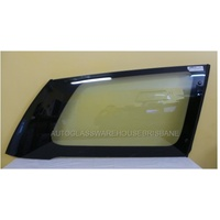 TOYOTA TARAGO ACR30 - 7/2000 to 2/2006 -WAGON - RIGHT SIDE REAR CARGO GLASS - ENCAPSULATED (light scratch at bottom)