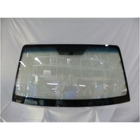 MITSUBISHI PAJERO NM/NP/NS/NT/NW/NX - 5/2000 to CURRENT - 4DR WAGON - FRONT WINDSCREEN GLASS (LOW E) - NEW