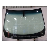 NISSAN PATHFINDER R52 - 10/2013 to current- 4DR WAGON - FRONT WINDSCREEN GLASS - NEW