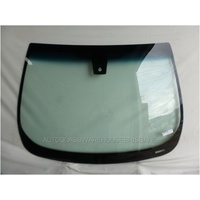 FORD ECOSPORT BK - 12/2013 to CURRENT - 4DR SUV - FRONT WINDSCREEN GLASS - RAIN SENSOR BRACKET - GREEN