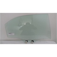HONDA CIVIC FK - 9TH GEN - 6/2012 to 5/2016 - 5DR HATCH - DRIVERS - RIGHT SIDE REAR DOOR GLASS