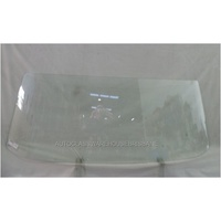 FORD FALCON XR/XT/XW/XY - 1/1966 TO 1/1971 - SEDAN/WAGON/PANEL VAN/UTE - FRONT WINDSCREEN GLASS - CLEAR