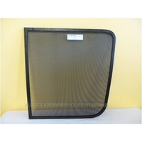 VOLKSWAGEN CRAFTER - 3/2007 TO 8/2017 - MWB/LWB VAN - INSECT MESH FOR RIGHT FRONT SLIDING WINDOW UNIT (SUIT SKU 60138)