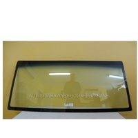 DAIHATSU ROCKY F70-F85 - 1/1984 to 1/2000 - JEEP/UTE/WAGON - FRONT WINDSCREEN GLASS (1321 X 543) - SQUARE CORNERS