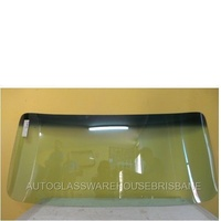 FORD CAPRI MK1 -1/1969 to 1/1980 - 2DR COUPE - FRONT WINDSCREEN GLASS