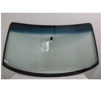 FORD EXPLORER SERIES 1 & 2 - 11/1996 to 09/2001 - 4DR WAGON - FRONT WINDSCREEN GLASS