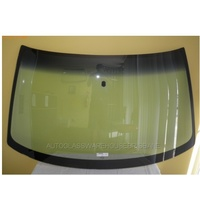 FORD FALCON EB11-ED-EF-EF11 - 2/1992 TO 1/1996 - SEDAN/WAGON - FRONT WINDSCREEN GLASS