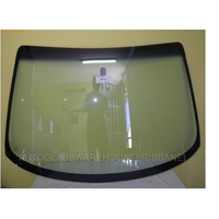 FORD LASER KN/KQ - 8/1998 to 1/2003 - SEDAN/HATCH - FRONT WINDSCREEN GLASS