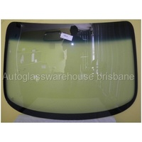 HOLDEN BARINA TK - 12/2005 to 9/2011 - HATCH - FRONT WINDSCREEN GLASS