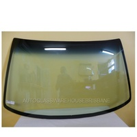 HONDA CIVIC AH - 1/1984 to 10/1987 - 3DR HATCH - FRONT WINDSCREEN GLASS