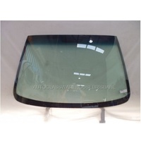 KIA RIO KNADC22 - 7/2000 to 8/2005 - 4DR SEDAN/5DR HATCH - FRONT WINDSCREEN GLASS