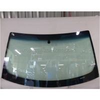 LAND ROVER DISCOVERY 3 S3 - 3/2005 to 9/2009 - 4DR WAGON - FRONT WINDSCREEN GLASS