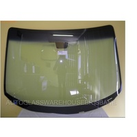 MAZDA 3 BK - 1/2004 to 3/2009 - SEDAN/HATCH - FRONT WINDSCREEN GLASS - MIRROR BUTTON, MOULDING