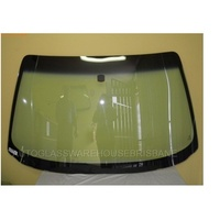 MITSUBISHI GALANT HATCHBACK 3/93 to 1996 HJ 5DR HATCH FRONT WINDSCREEN GLASS