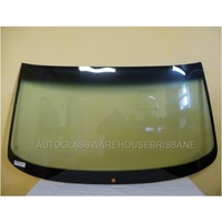 SSANGYONG MUSSO - 7/1996 to 12/2006 - WAGON/UTE - FRONT WINDSCREEN GLASS