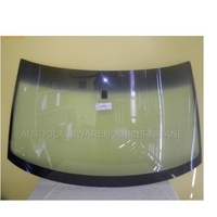 SUBARU FORESTER - 8/1997 to 5/2002 - 5DR WAGON - FRONT WINDSCREEN GLASS