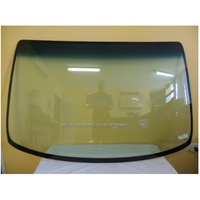 TOYOTA HIACE SBV RCH12/RCH22 - 01/1995 TO 02/2005 - VAN - FRONT WINDSCREEN GLASS