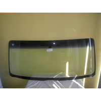 TOYOTA HIACE 220 SERIES - 4/2005 to 4/2019 - SUPER LWB BUS/VAN - FRONT WINDSCREEN GLASS - 1662 X 752 - GREEN