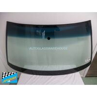 VOLKSWAGEN GOLF MK111 - 2/1995 to 2003 - 2DR CABRIOLET - FRONT WINDSCREEN GLASS - MIRROR PATCH 180MM FROM TOP EDGE - CALL FOR STOCK - VERY LOW