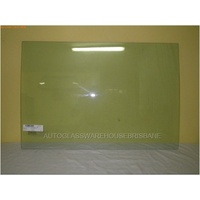 TOYOTA DYNA TRUCK BU60 - 1984 to 9/2001 - DRIVERS - RIGHT SIDE REAR DOOR GLASS