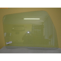 ISUZU F/G SERIES - 1/1996 TO 5/2007 - TRUCK - RIGHT SIDE FRONT DOOR GLASS