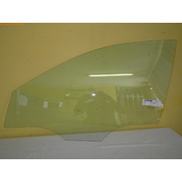 DAEWOO LACETTI J200 - 9/2003 to 12/2004 - 4DR SEDAN - PASSENGER - LEFT SIDE FRONT DOOR GLASS