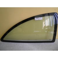 HOLDEN BARINA XC - 3DR HATCH 3/01>11/05 - DRIVERS - RIGHT SIDE - OPERA GLASS