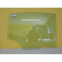 HOLDEN COMMODORE VE-VF - 8/2006 to CURRENT - 4DR SEDAN - DRIVERS - RIGHT SIDE REAR DOOR GLASS