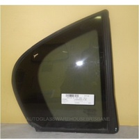 HOLDEN COMMODORE VE - 4DR SEDAN 8/06>CURR - RIGHT REAR QUARTER GLASS