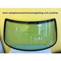 HONDA ACCORD CG - 12/1997 to 5/2003 - 4DR SEDAN - REAR WINDSCREEN GLASS