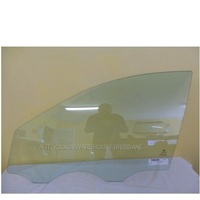 HYUNDAI SONATA NF - 6/2005 to 4/2010 - 4DR SEDAN - LEFT SIDE FRONT DOOR GLASS