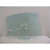 HYUNDAI SONATA NF - 6/2005 TO CURRENT - 4DR SEDAN - RIGHT SIDE REAR DOOR GLASS