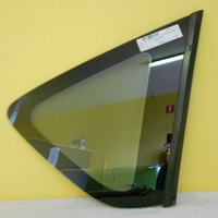 MAZDA 3 BK - 1/2004 to 3/2009 - 5DR HATCH - DRIVERS - RIGHT SIDE REAR OPERA GLASS - ENCAPSULATED