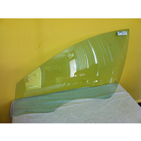 HOLDEN COMMODORE VE/VF - 8/2006 to 10/2017 - SEDAN/WAGON/UTE - LEFT SIDE FRONT DOOR GLASS