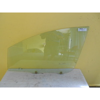 MITSUBISHI GRANDIS BA - 6/2004 to CURRENT  - 5DR WAGON - PASSENGERS - LEFT SIDE FRONT DOOR GLASS