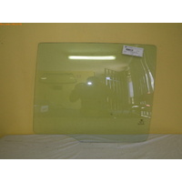 DAIHATSU CENTRO L500-L501 - 3/1995 to 1/1998 - 5DR HATCH - LEFT SIDE REAR DOOR GLASS