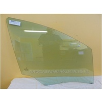 PEUGEOT 307 - 12/2001 to 12/2007 - 5DR WAGON/HATCH - RIGHT SIDE FRONT DOOR GLASS