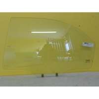 KIA MENTOR KNAFB - 5/1998 to 4/2000 - 4DR SEDAN/5DR HATCH - PASSENGER - LEFT SIDE REAR DOOR GLASS