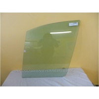 RENAULT SCENIC JAB30 - 5/2001 to 12/2004 - 5DR WAGON - PASSENGERS - LEFT SIDE FRONT DOOR GLASS