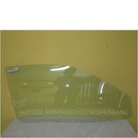 MITSUBISHI MIRAGE CE - 6/1996 to 6/2005 - 3DR HATCH - DRIVERS - RIGHT SIDE FRONT DOOR GLASS