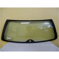 TOYOTA CAMRY SXV20 - 8/1997 to 8/2002 - 4DR WAGON - REAR WINDSCREEN GLASS