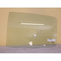 suitable for TOYOTA YARIS  2/2006 to 12/2016 - 4DR  SEDAN - LEFT SIDE REAR DOOR GLASS