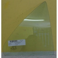 suitable for TOYOTA YARIS  2/2006 to 12/2016 - 4DR  SEDAN RIGHT SIDE REAR QUARTER GLASS