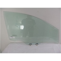 NISSAN TIIDA C11 - 2/2006 to 11/2012 - 4DR SEDAN/5DR HATCH - RIGHT SIDE FRONT DOOR GLASS